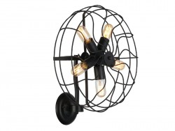 Lampa FAN WALL