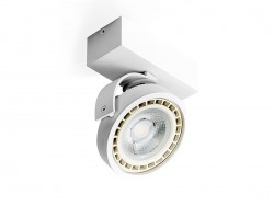 JERRY 1 230V LED White