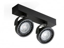 JERRY 2 230V LED Black