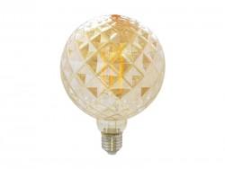 Żarówka Dekoracyjna LED E27 6W G125