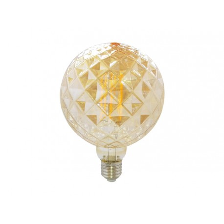 Żarówka Dekoracyjna LED E27 6W G125 Sferyczna