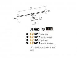 Żarówka LED G9 8W