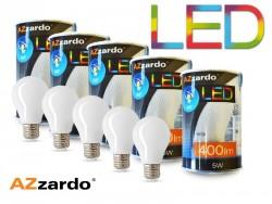 Zestaw żarówek LED 5W E27