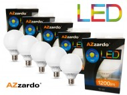 Zestaw 5szt. żarówek LED 15W E27