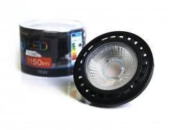 Żarówka LED ES111 16W BK GU10