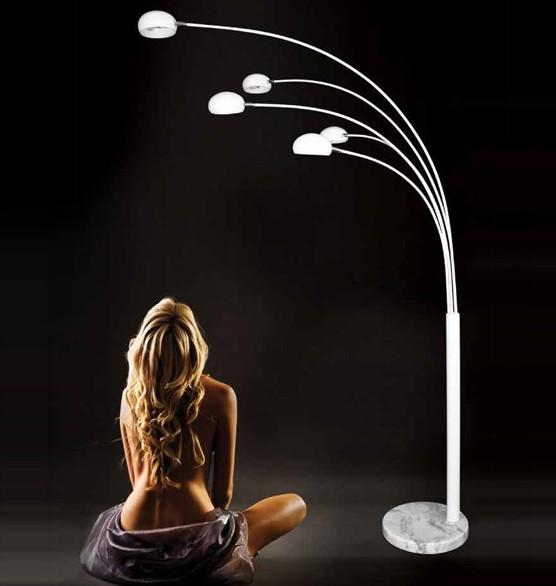 Lampy Podłogowe Szklane Kryształowe Sklep Lampyit